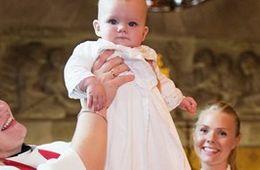 Huskeliste før dåp