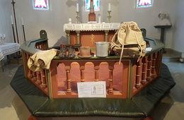 Samtalegudstjeneste i Holla kirke