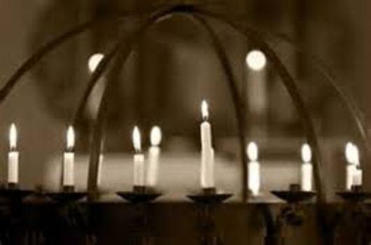 Minnegudstjeneste i Holla kirke