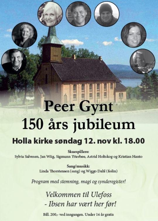 Peer Gynt 150 års jubileum