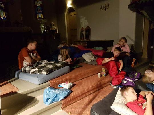 LYS VÅKEN i Holla kirke 25. – 26. november '17