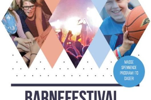 Barnefestival 17.-18 mars 2018