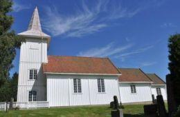 Kulturkveld i Helgen kirke
