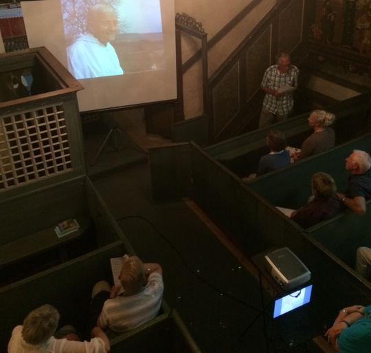Hyggelig sangkveld i Romnes kirke
