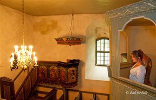 Middelaldersmykket Romnes - i hjertet av Telemark