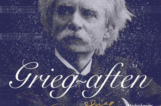 Grieg-aften i Lunde kyrkje