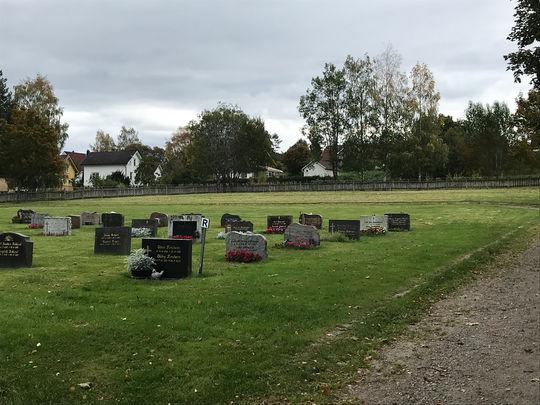 Dugnad på Kronborg kirkegård