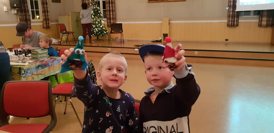 Juleverksted og felles Supertorsdag